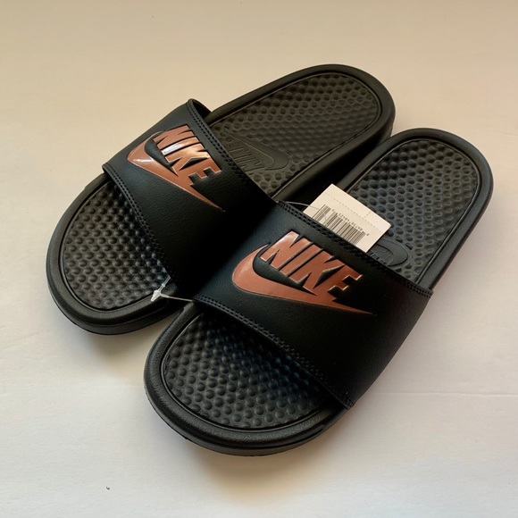 newest 6e254 57760 🔥CLEARANCE 🔥 Nike Women's Benassi JDI Sandals NWT